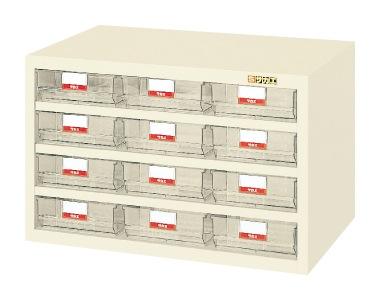 【送料無料】【メーカー取寄品(代引き決済時、要問合せ)】サカエ ハニーケース・樹脂ボックス(品番:HFS-12TI)『143363』工具保管