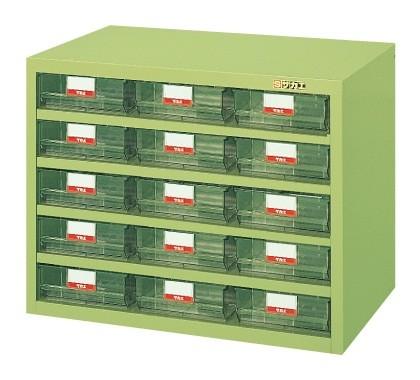 【送料無料】【メーカー取寄品(代引き決済時、要問合せ)】サカエ ハニーケース・樹脂ボックス(品番:HFS-15T)『143005』工具保管