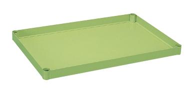 【メーカー取寄品(代引き決済時、要問合せ)】サカエ ニューパールワゴン中量用棚板(品番:K-A1TN)『520287』ワゴン