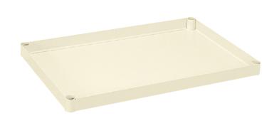 【メーカー取寄品(代引き決済時、要問合せ)】サカエ ニューパールワゴン中量用棚板(品番:K-A1TNI)『520288』ワゴン