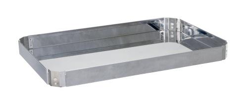 【送料無料】【メーカー取寄品(代引き決済時、要問合せ)】サカエ ステンレス スーパーワゴン オプション 棚板(品番:KR-TSU4)『582782』ステンレス製品