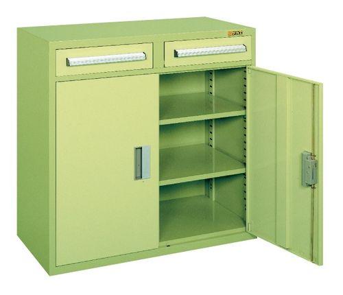 【送料無料】【メーカー取寄品(代引き決済時、要問合せ)】サカエ 工具管理ユニット(品番:KU-94B)『143613』工具保管