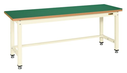 【送料無料】【メーカー取寄品(代引き決済時、要問合せ)】サカエ 中量作業台KVタイプ(品番:KV-493FI)『041104』作業台