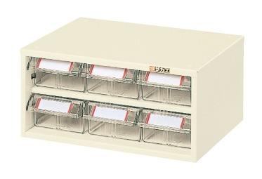 【メーカー取寄品(代引き決済時、要問合せ)】サカエ ピックケース(品番:L4-6)『145102』工具保管