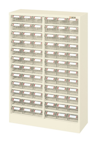 【送料無料】【メーカー取寄品(代引き決済時、要問合せ)】サカエ ピックケース(品番:L4-72W)『145119』工具保管