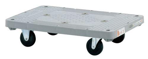 【送料無料】【メーカー取寄品(代引き決済時、要問合せ)】サカエ 樹脂平台車(品番:MHT-10)『211442』荷役・運搬機器