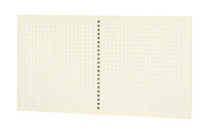 【メーカー取寄品(代引き決済時、要問合せ)】サカエ ラックシステム用パンチングパネル(品番:MP-90PN)『043633』パネルハンガー・パーティション