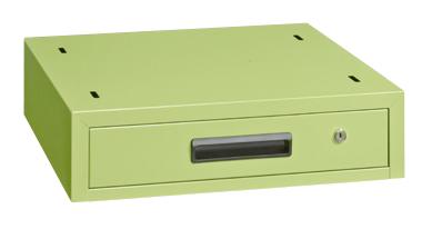 【送料無料】【メーカー取寄品(代引き決済時、要問合せ)】サカエ 作業台用オプションキャビネット(品番:NKL-11A)『037501』作業台