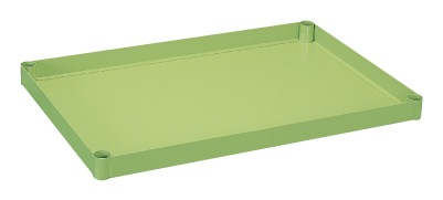 【メーカー取寄品(代引き決済時、要問合せ)】サカエ ニューパールワゴン中量用棚板(品番:M-A1TN)『520281』ワゴン