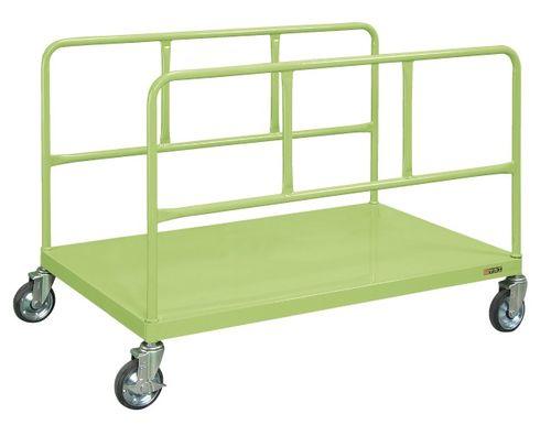 【送料無料】【メーカー取寄品(代引き決済時、要問合せ)】サカエ 長尺物運搬車(品番:RT-096)『211757』荷役・運搬機器