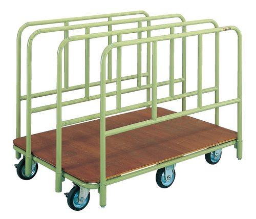 【送料無料】【メーカー取寄品(代引き決済時、要問合せ)】サカエ ボード台車ガイド仕様(品番:RT-1280L)『211755』荷役・運搬機器
