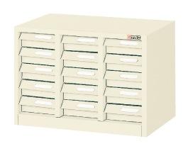【送料無料】【メーカー取寄品(代引き決済時、要問合せ)】サカエ ハニーケース・スチールボックス(品番:S-15NI)『144642』工具保管
