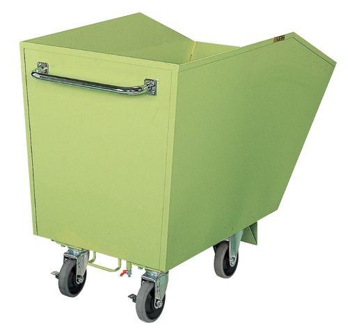 【送料無料】【メーカー取寄品(代引き決済時、要問合せ)】サカエ スクラップ台車(品番:S-2L)『211700』荷役・運搬機器
