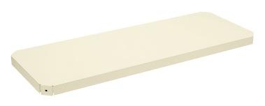 【メーカー取寄品(代引き決済時、要問合せ)】サカエ スーパーラックワゴン用オプション棚板(品番:SPR-12TAI)『520190』ワゴン
