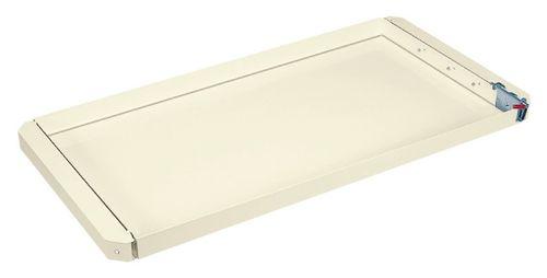 【送料無料】【メーカー取寄品(代引き決済時、要問合せ)】サカエ スーパーラック用オプション・スライド棚(品番:SPR-SK2)『520106』スチール棚