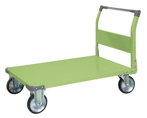 【送料無料】【メーカー取寄品(代引き決済時、要問合せ)】サカエ 特製四輪車(品番:TAN-88)『211253』荷役・運搬機器