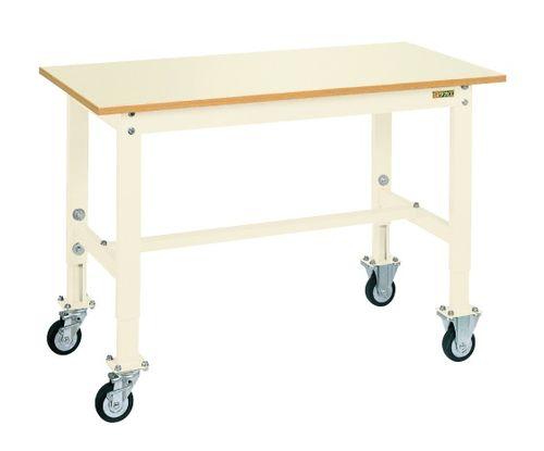 【送料無料】【メーカー取寄品(代引き決済時、要問合せ)】サカエ 重量セルワーク作業台・移動式(品番:TKK6-126PCI)『038611』作業台