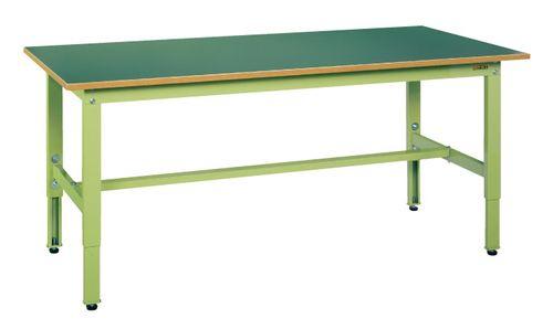 【送料無料】【メーカー取寄品(代引き決済時、要問合せ)】サカエ 軽量高さ調整作業台TKK6タイプ(品番:TKK6-189F)『038726』作業台
