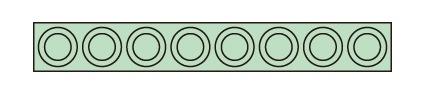 【メーカー取寄品(代引き決済時、要問合せ)】サカエ ツーリングホルダーフレーム(品番:UT-508K)『115182』ツーリング