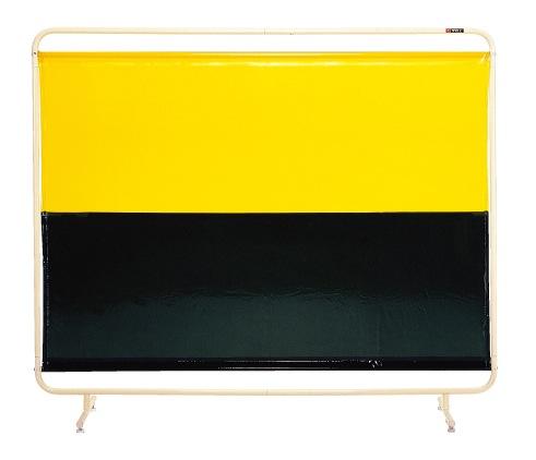 【送料無料】【メーカー取寄品(代引き決済時、要問合せ)】サカエ 遮光スクリーン(品番:YS-18GY)『092633』パネルハンガー・パーティション