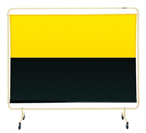 【送料無料】【メーカー取寄品(代引き決済時、要問合せ)】サカエ 遮光スクリーン(品番:YS-18GYC)『092635』パネルハンガー・パーティション