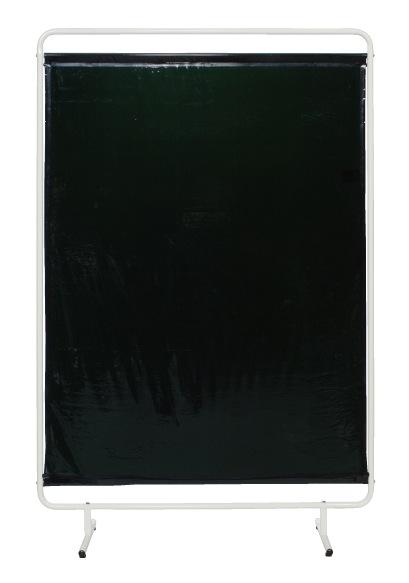 【送料無料】【メーカー取寄品(代引き決済時、要問合せ)】サカエ 遮光スクリーン 固定式(品番:YSH-13G)『092641』パネルハンガー・パーティション