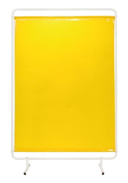 【送料無料】【メーカー取寄品(代引き決済時、要問合せ)】サカエ 遮光スクリーン 固定式(品番:YSH-13Y)『092643』パネルハンガー・パーティション