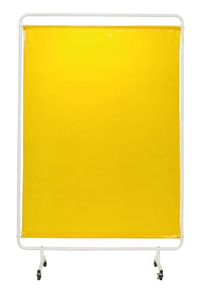 【送料無料】【メーカー取寄品(代引き決済時、要問合せ)】サカエ 遮光スクリーン 移動式(品番:YSH-13YC)『092646』パネルハンガー・パーティション