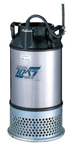 【送料無料】ツルミポンプ 水中プロペラポンプ 水中プロペラポンプ 50HZ(品番:100AB2.4S-51)