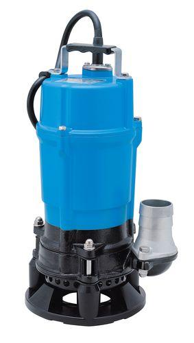 【送料無料】ツルミポンプ 水中ポンプ 工事用 60HZ(品番:HSD2.55S-63)