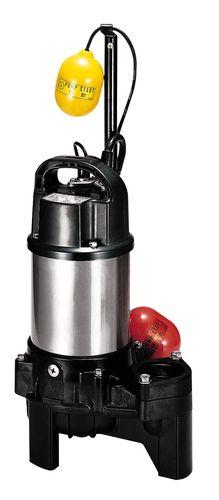 【送料無料】ツルミポンプ 汚物用水中ポンプ 汚物用自動形 50HZ(品番:40PUA2.25S-53)