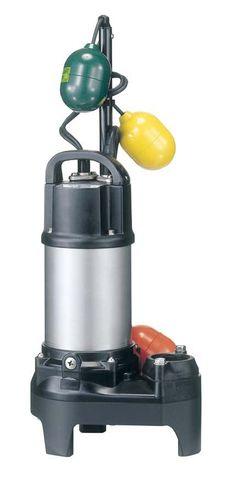 ツルミポンプ 汚物用水中ポンプ 汚物用自動形 50HZ 永遠の定番 当店一番人気 品番:40PUW2.25S-53 40PUW2.25S-53 送料無料 鶴見製作所