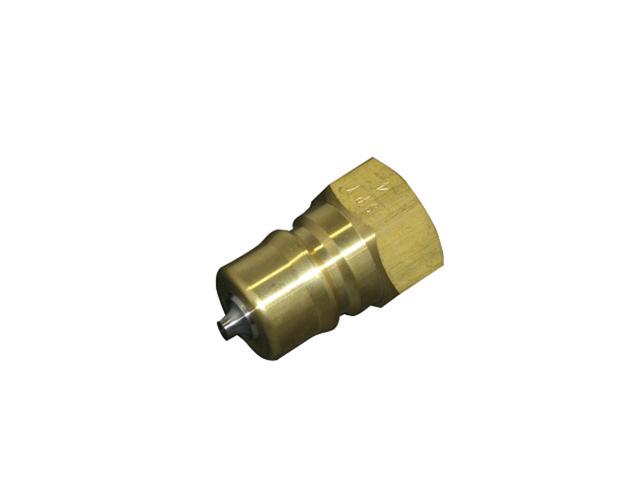 【納期:5営業日以内発送】ヤマトエンジニアリング 真鍮STYカプラ/プラグ(品番:SPY12-P-BSBM)