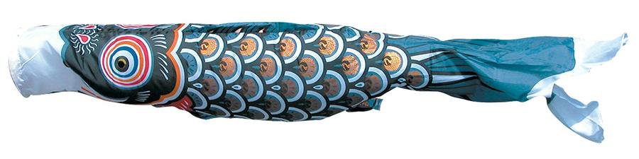 こいのぼり 6m ゴールド鯉 6点矢車、ロープ、吹流し、鯉3匹庭園用ポール別売り徳永鯉のぼり KIT 003 192If7yYvg6b