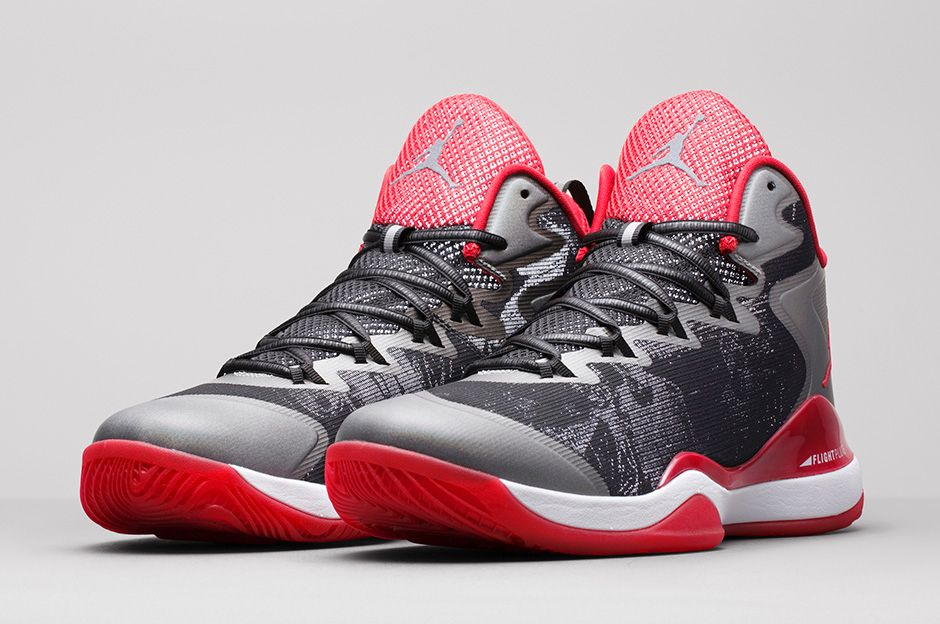 5451ceb8b6854 FLY 3 X SLAM DUNK Nike Jordan Superfly X slam dunk black   Varsity red    white foreign imports