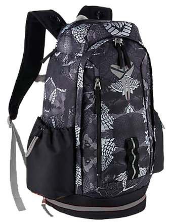 26a3b78a0692 marutosp  Nike Kobe Mamba backpack black   grey tumbled Corby Bryant ...