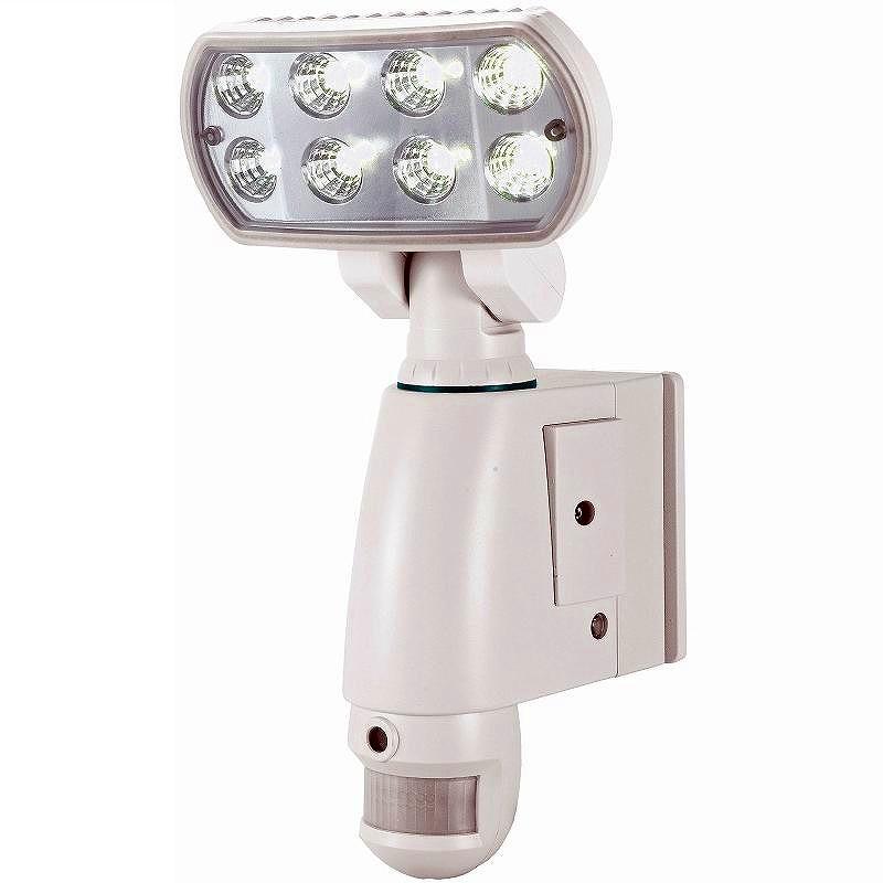 SDカードレコーダー内蔵LEDセンサーライトカメラ