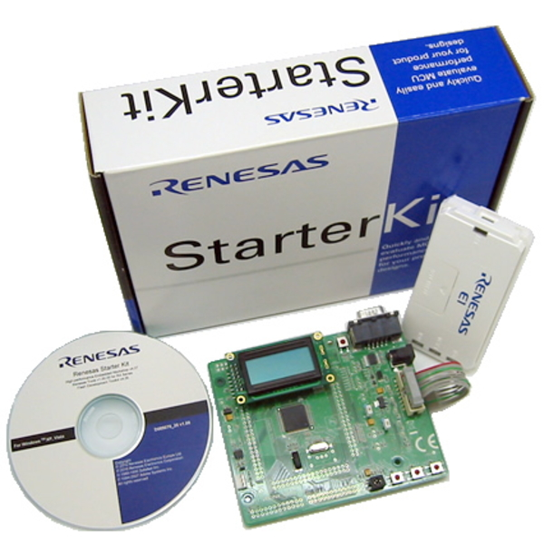 Renesas Starter Kit for RL78/G14
