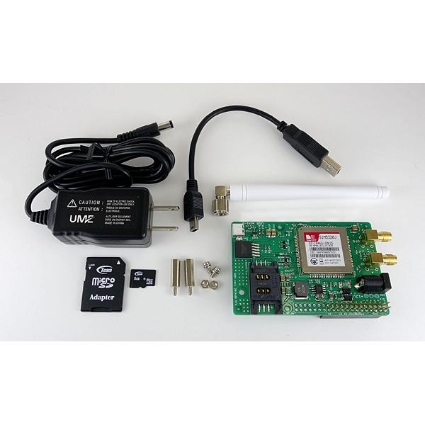 Raspberry Pi用 3G通信モジュール(type B)