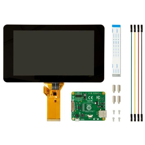 Raspberry Pi 7インチ Touch Screen LCD