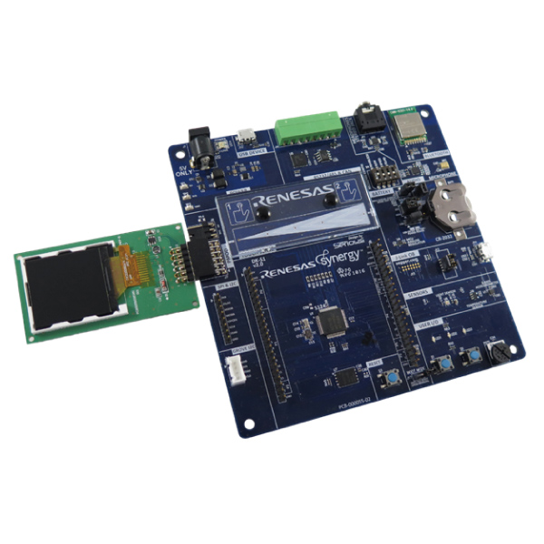 Renesas Synergy S124 開発キット DK-S124