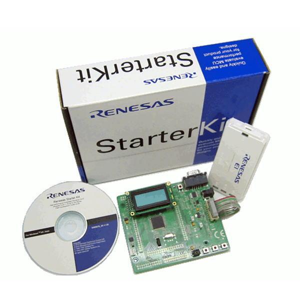 Starter Kit for RL78/G14(E1なし)