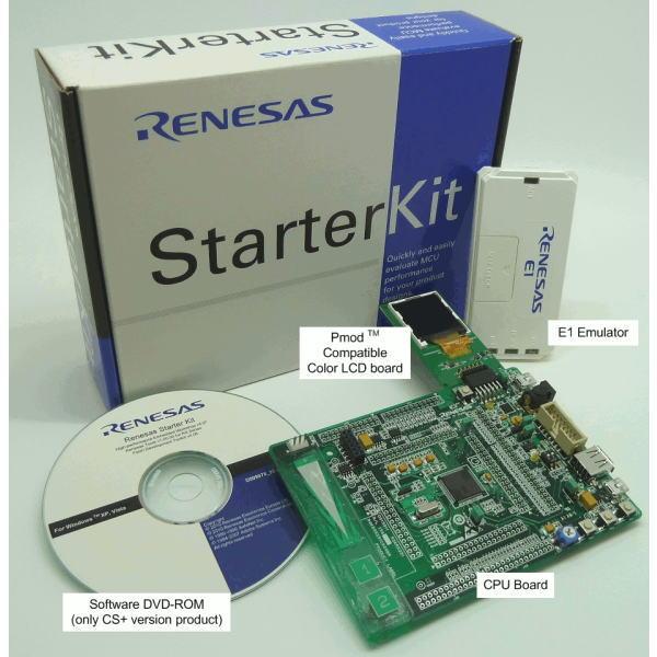 Starter Kit for RX231(E1なし)