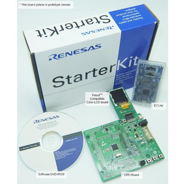 StarterKitforRX24U(E2Lite付)
