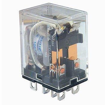 5 500円以上お買い上げの場合送料無料 18時までのご注文で当日出荷いたします 日曜は除く 公式サイト LY2-AC100 OMRON パワー汎用リレー 商品 110V