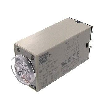 OMRON ソリッドステート・タイマー 2c/短時間タイプ AC200~230V 【H3YN-2-AC200-230V】