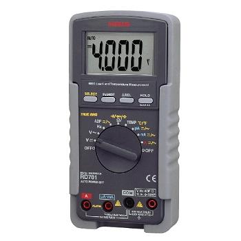 三和電気計器 デジタルマルチメーター 多機能 【RD-701】