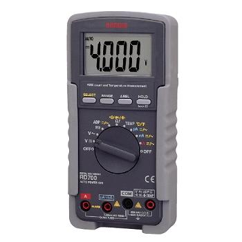 三和電気計器 デジタルマルチメーター 多機能 【RD-700】