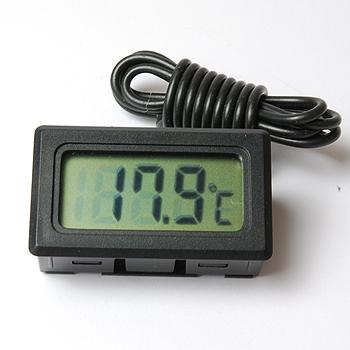 [正規販売店] 5 500円以上お買い上げの場合送料無料 18時までのご注文で当日出荷いたします 送料込 日曜は除く ノーブランド品 TPM-10 温度計