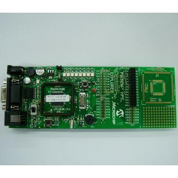 Microchip PICDEM HPC EXPLORER BOARD 【DM183022】